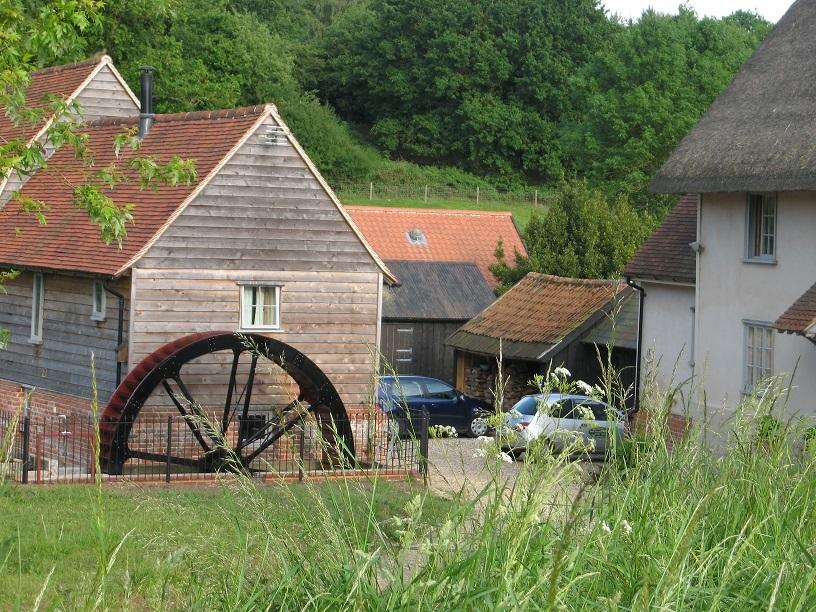 Assisgton Waterwheel