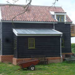 Outbuilding & Office at Easton
