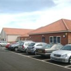 Parking at Harbour PRU, Lowestoft