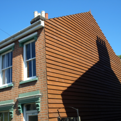 Victorian Externally Clad End Terrace in Ipswich