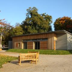 Reg Driver Visitor Centre