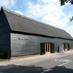 The Tithe Barn in Sproughton