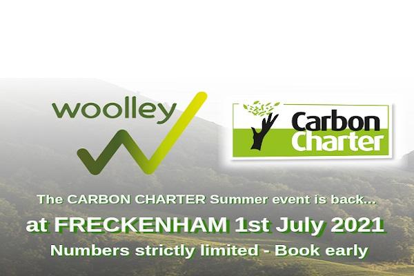 Carbon Charter Summer event Freckenham 1st July 2021
