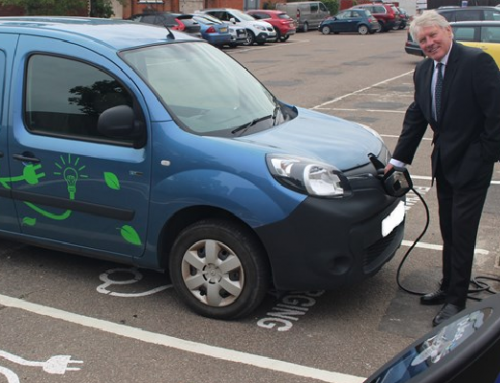 Climate change action see Council's Electric Vehicle chargers' boost